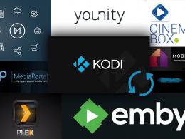 Best Kodi Alternatives in 2017