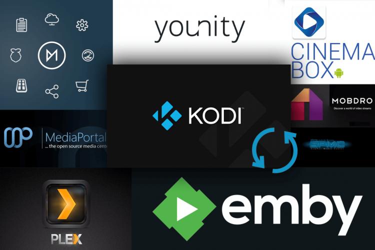 15 Best Kodi Alternatives in 2017 You Should Definitely Know
