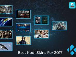 Best Kodi Skins For 2017
