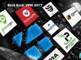 Best Kodi VPN 2017