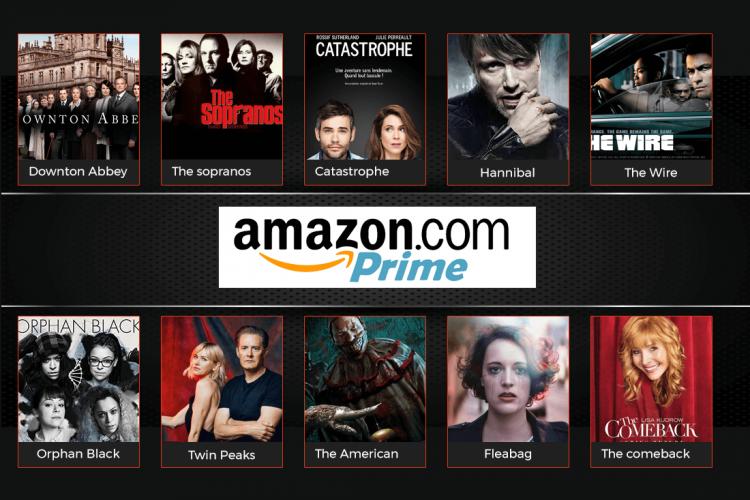 Serie Amazon