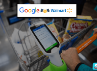 Google and Walmart Voice Shopping