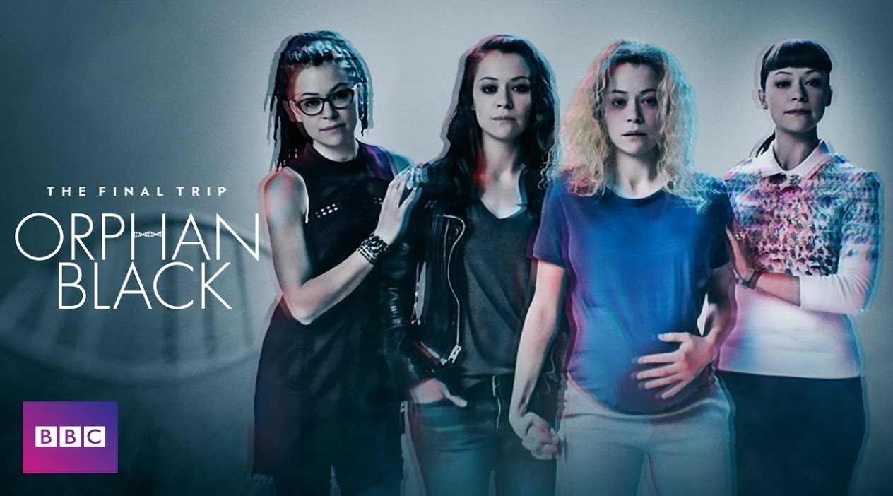 Orphan Black - best series on amazon prime