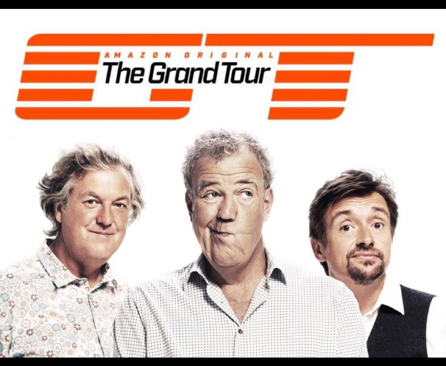 The Grand Tour - best series on amazon prime
