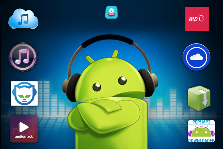 download free mp3 to android
