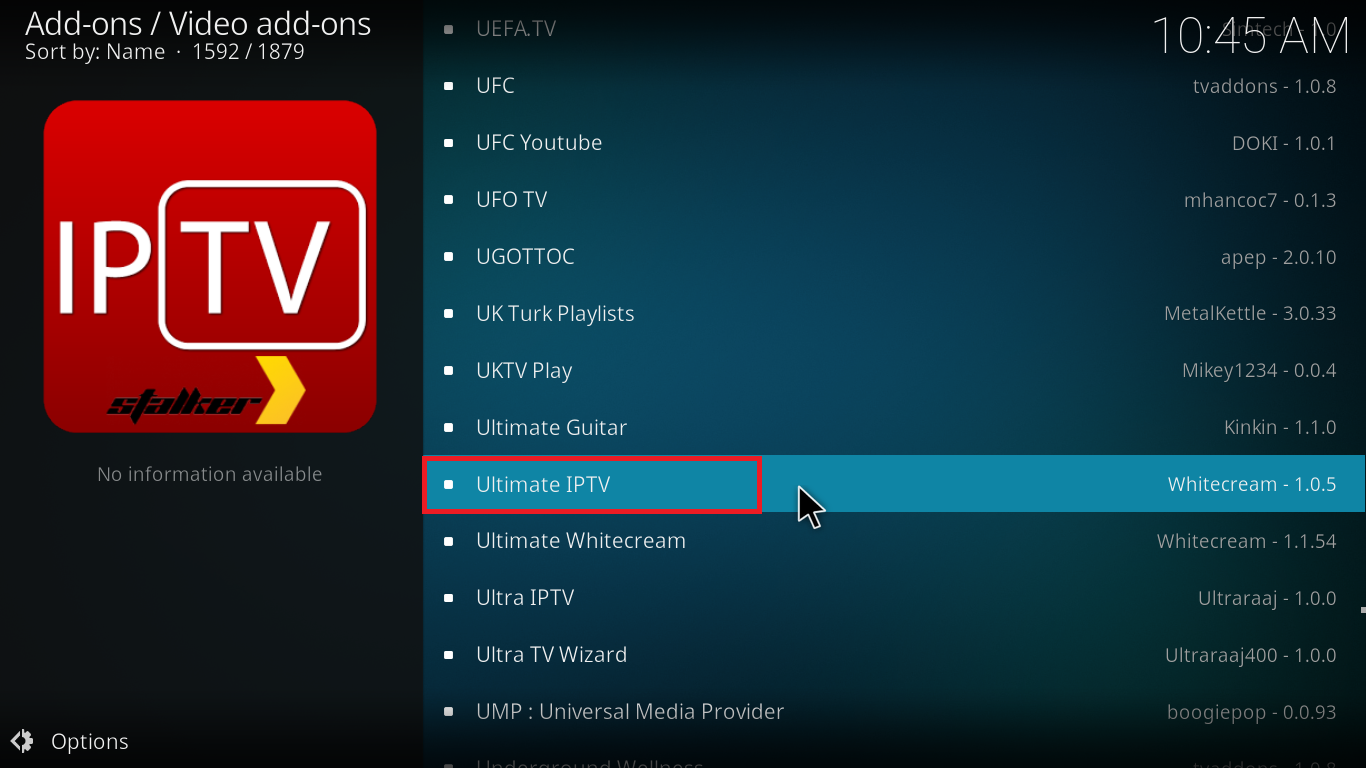 How to Install PVR IPTV Simple Client on Kodi - A Step-by