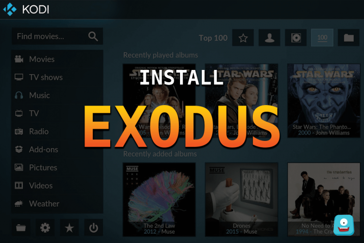 Exodus for windows kodi | How to Install Kodi and Exodus on Windows