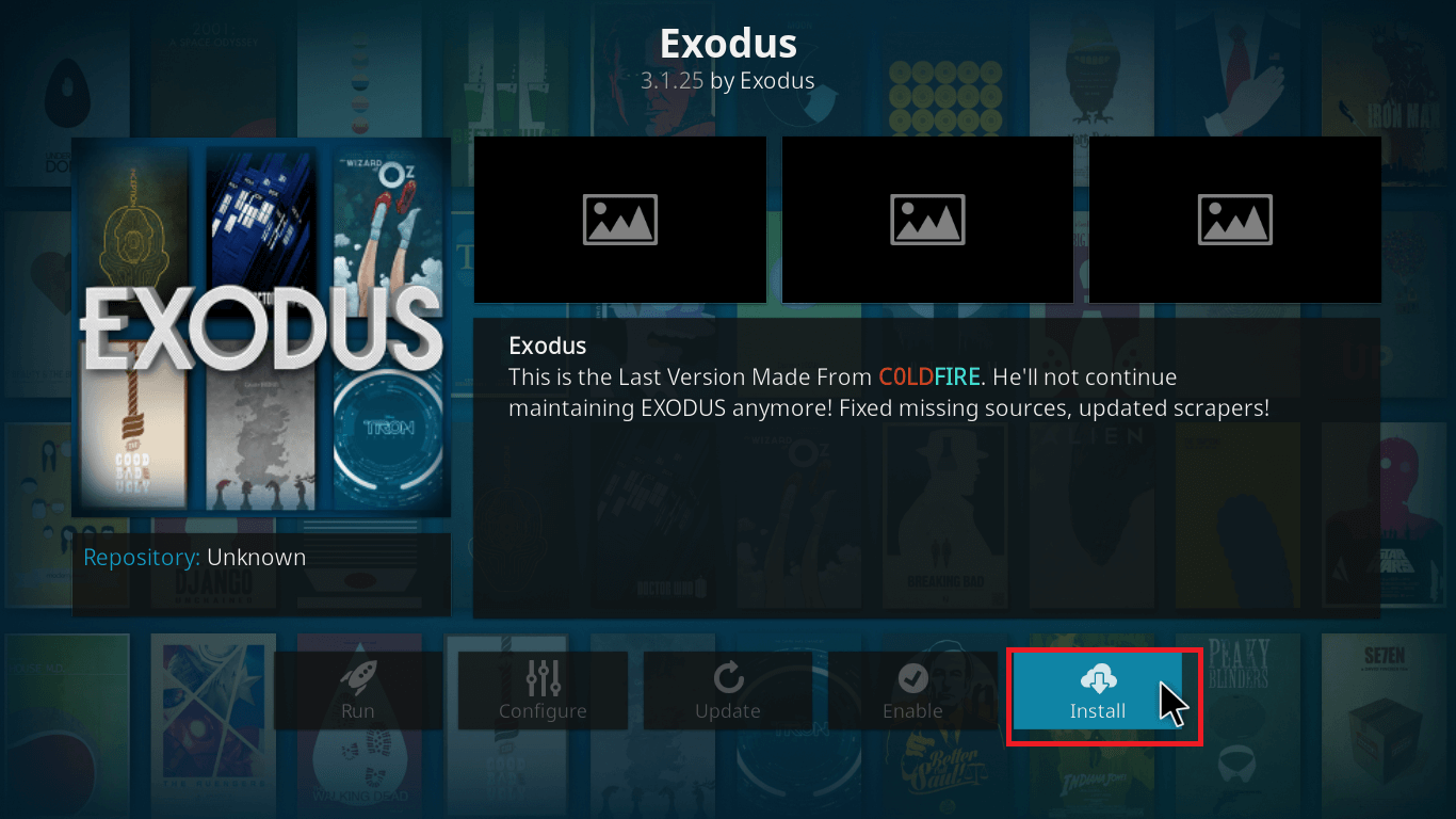 how to download exodus on iphone