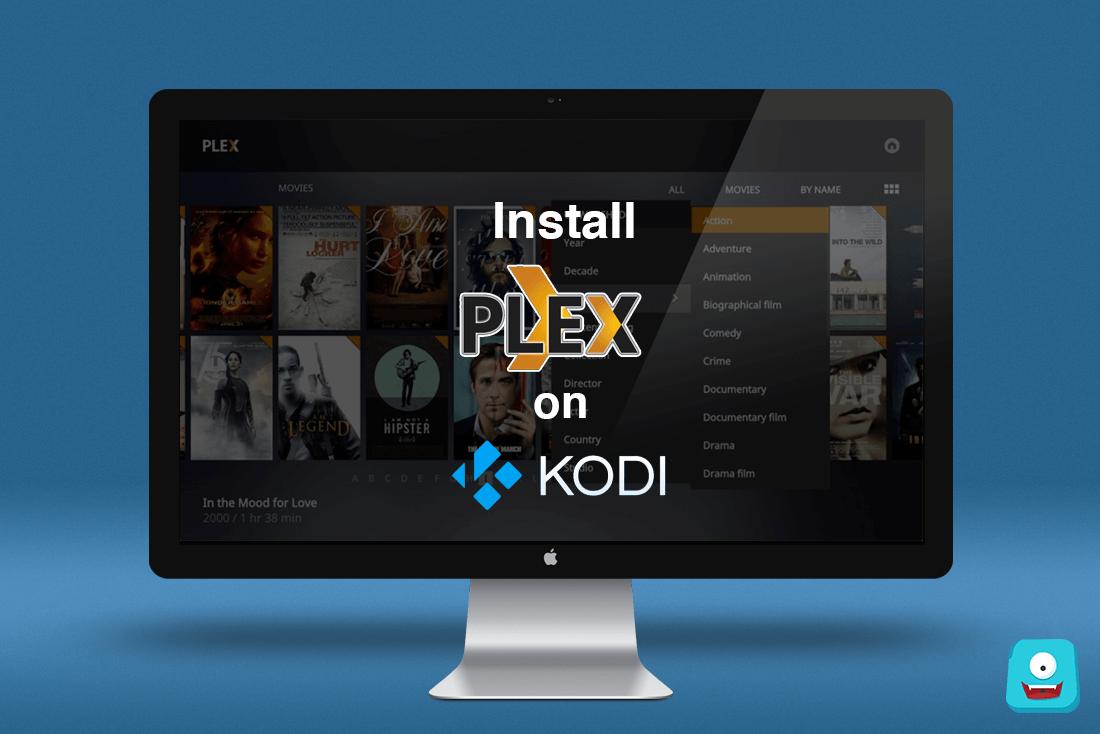 how to download plex to kodi