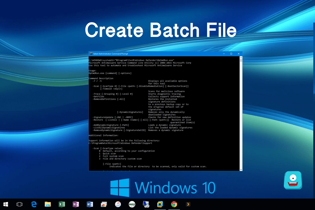 Running a .BAT file from a Windows Form
