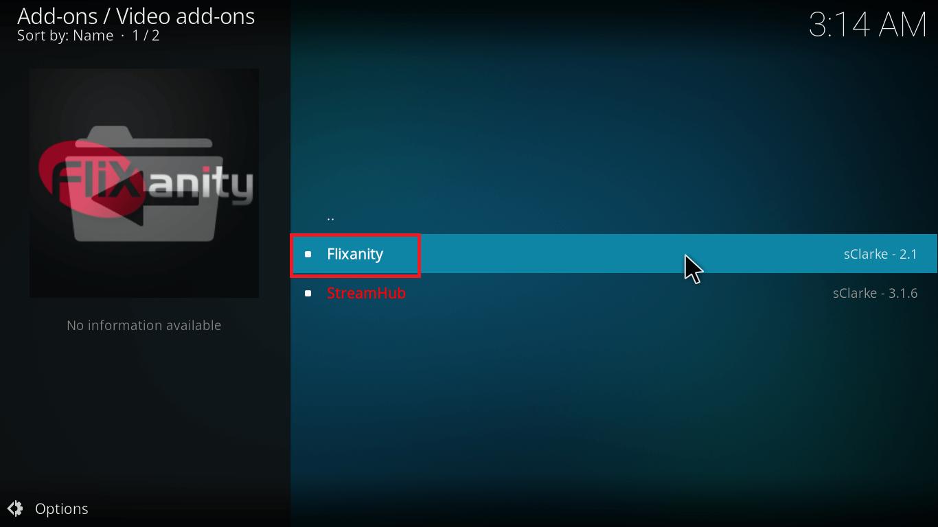 Addon Kodi Para Porno flixanity -