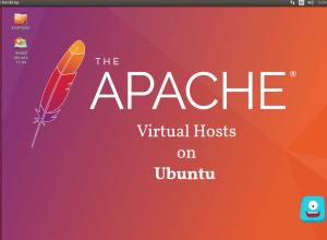 How To Configure Apache Virtual Hosts on Ubuntu