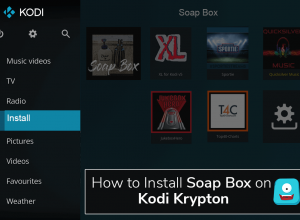 How to Install Soap Box on Kodi