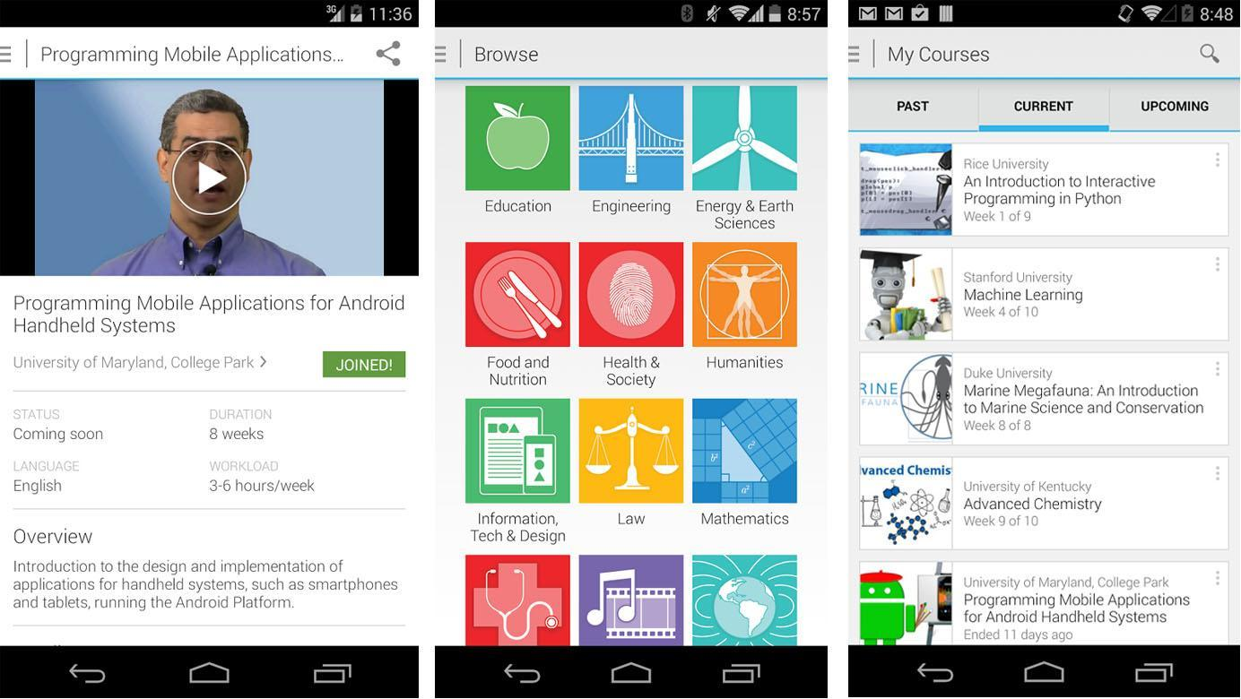 6 Best Android Learning Apps - Learn Something New
