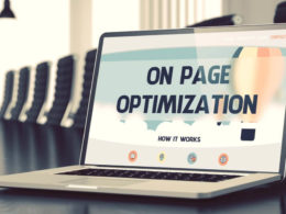 How to Optimize Web Pages for SEO